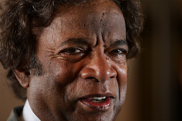 Article image for Kamahl says he 'lost a bit of dignity' on Hey Hey It's Saturday