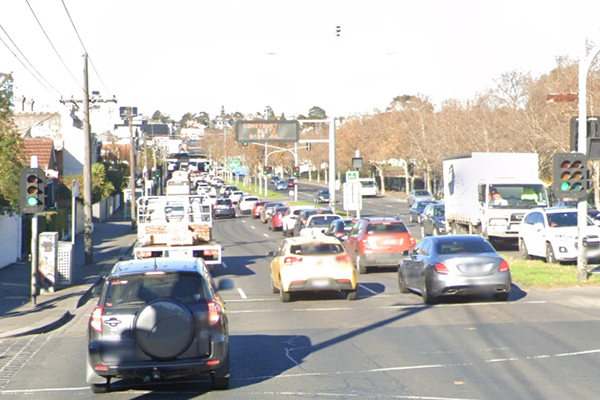 Article image for Why traffic is worse than ever on Punt Road, but freeways are less congested