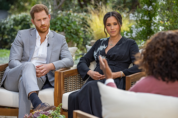 Article image for Harry and Meghan interview 'highlights irrelevance' of royals to Australia