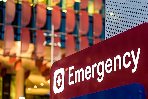 Article image for Elderly Ferny Creek resident ends up in hospital after neighbour check-in