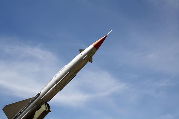 Article image for Australia to build its own missiles as tensions in the region escalate