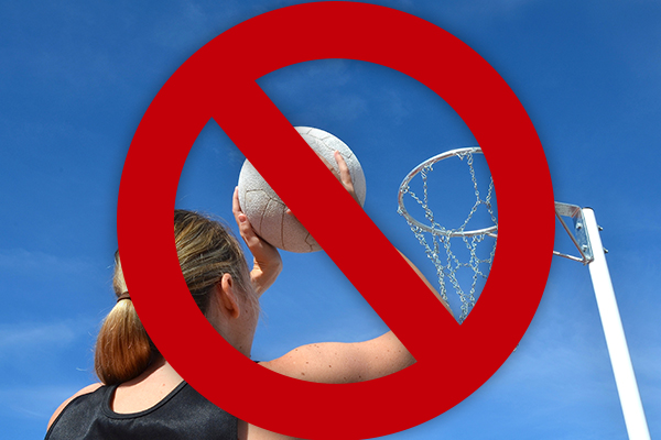 Article image for The bizarre footy rule that could stop netballers from a regional Victorian town playing this year