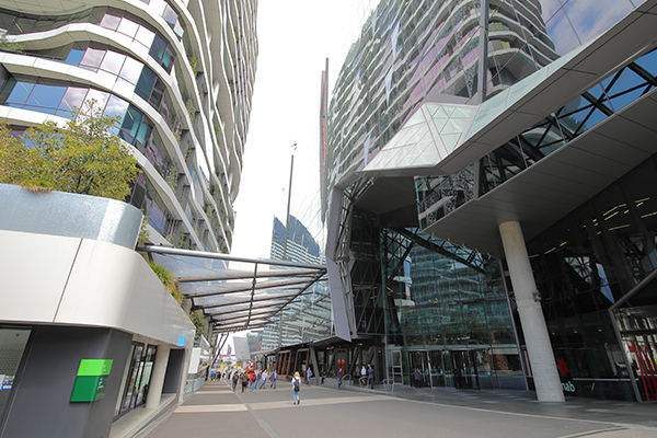 Article image for The staggering number of closed or vacant shopfronts in Docklands
