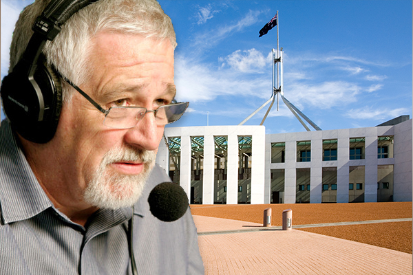 Article image for Neil Mitchell: The Federal Parliament members accused of rape 'have no option but to go public'