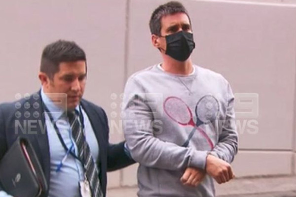 Article image for Richard Pusey pleads guilty to outraging public decency over Eastern Freeway tragedy