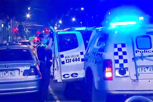 Article image for Spencer Street stabbing spree: Man in critical condition and eight others injured