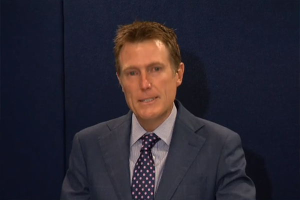 Article image for Lawyer calling for inquiry into Christian Porter rape allegation hasn't spoken to accuser's family