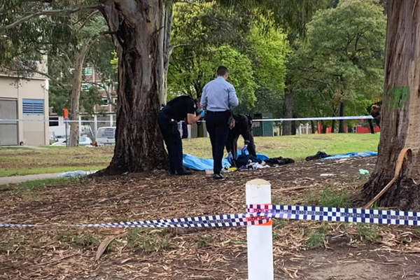 Article image for Man found dead outside Richmond injecting room