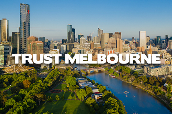 Article image for TRUST MELBOURNE: Neil Mitchell's video campaign to bring people back into the city