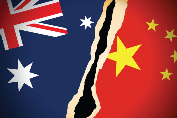 Article image for Morrison government tears up Belt and Road deal between China and Victoria