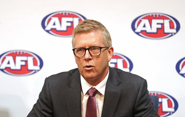 Article image for AFL footy boss brushes off Collingwood's mobile phone excuse