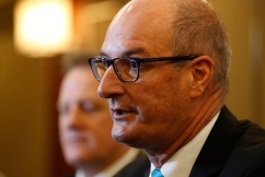 Port Adelaide chairman David Koch rips into the AFL