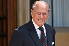 Royal Family mourns after Prince Philip's death