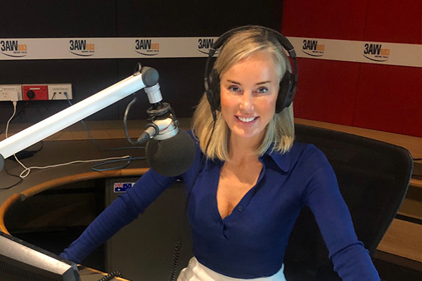 Article image for 3AW Afternoons: Meet Elise Elliott