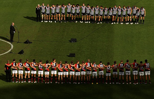 Article image for MCG crowd cap lifted in time for Anzac Day