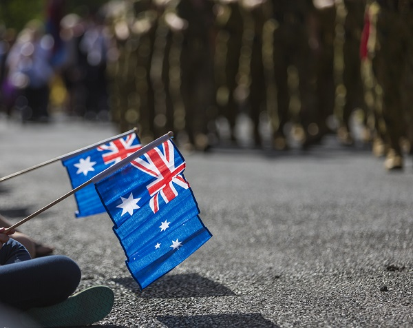 Article image for The 95-year-old war veteran who has been excluded from the Anzac Day march