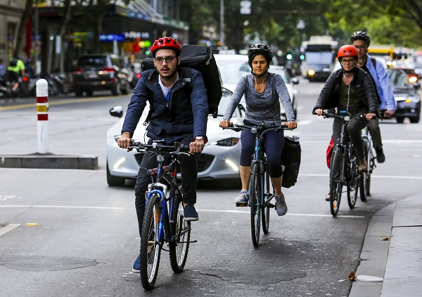 Article image for Victoria to introduce minimum passing laws for motorists overtaking cyclists