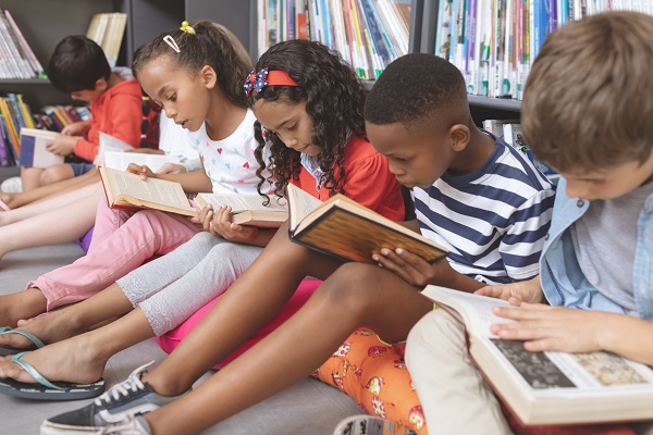 Article image for Popular children's author responds to concerns kids books have become 'too preachy'