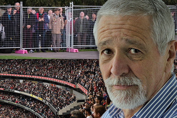 Article image for Neil Mitchell: The 'awful symbolism' that shows Victoria 'got it wrong' on Anzac Day
