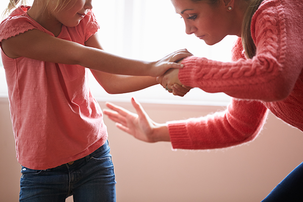 Article image for Why smacking children can 'traumatise' them (and what works better)