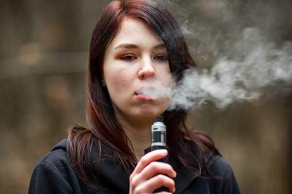 Article image for Why teachers are becoming increasingly concerned by vaping at school