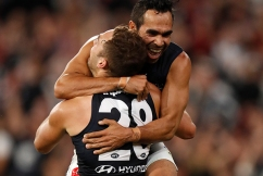 Why Gerard Healy is optimistic about the Blues