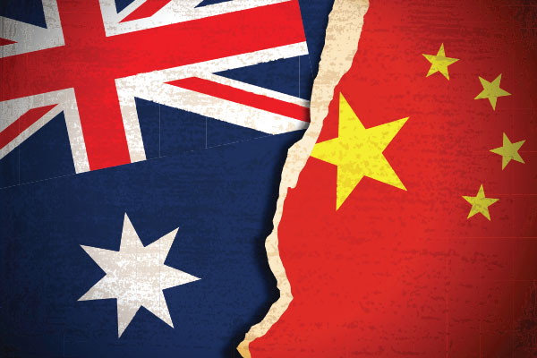 Article image for Chinese negotiation expert 'really concerned' by Liberal senator's prediction