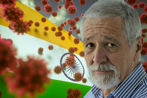 Article image for Neil Mitchell responds to those calling the India travel ban racist