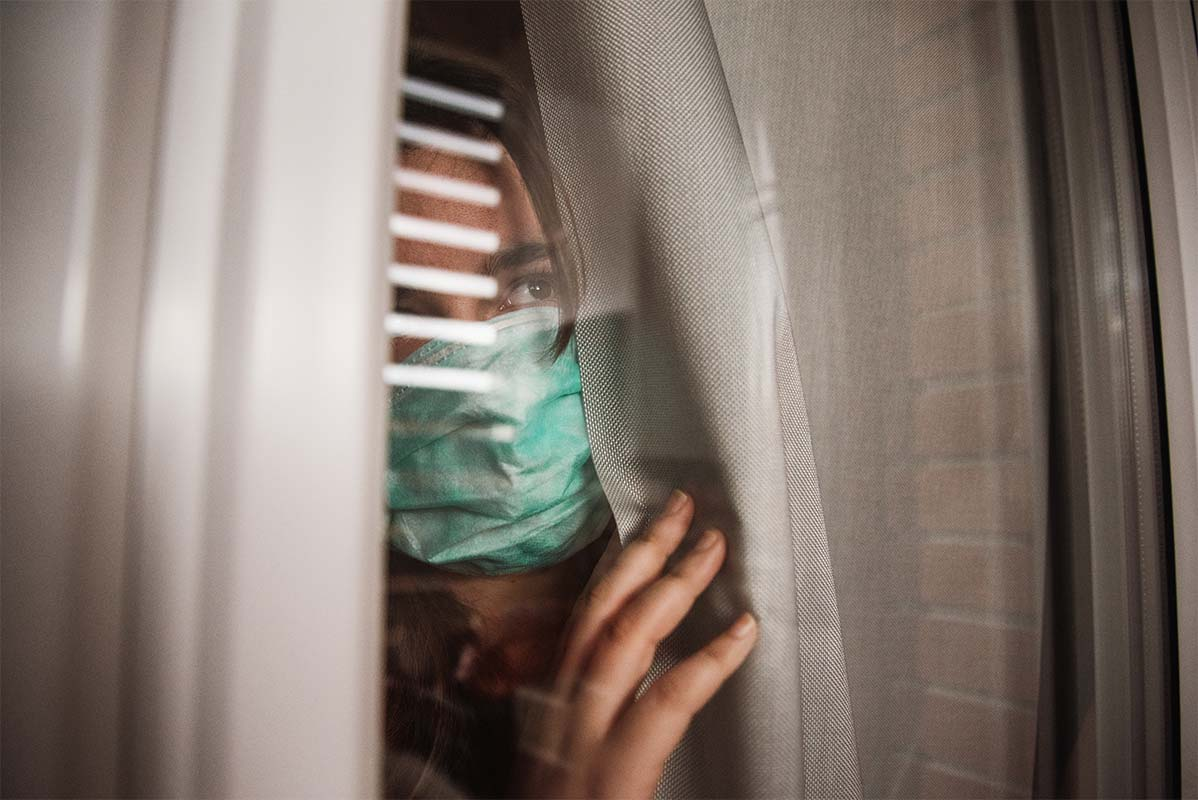 Article image for Infectious diseases doctor says current 'level of fear' about Victorian outbreak is not warranted
