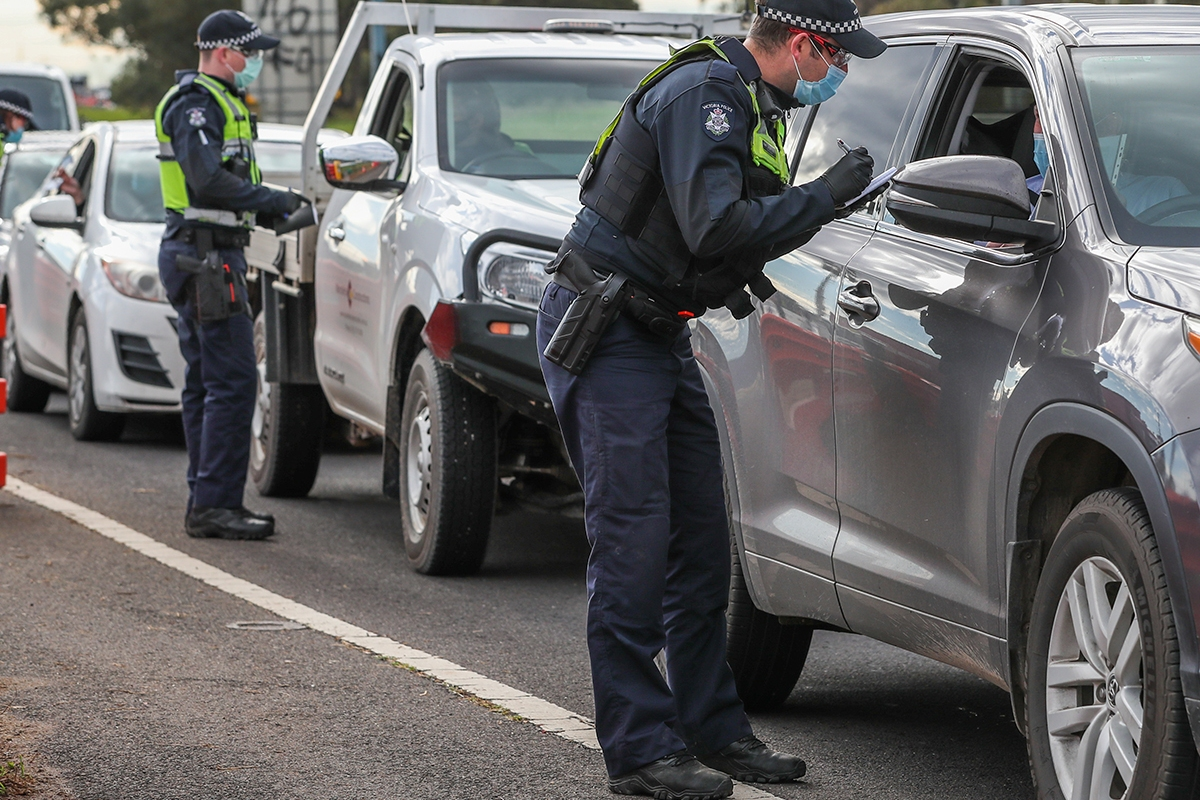 Article image for The staggering number of unpaid COVID-19 fines in Victoria