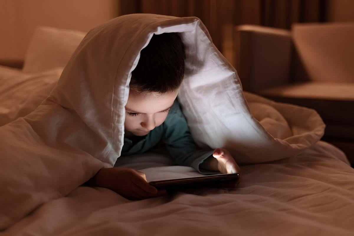 Article image for 'A little scary': Huge study reveals alarming impact excessive screen time has on kids