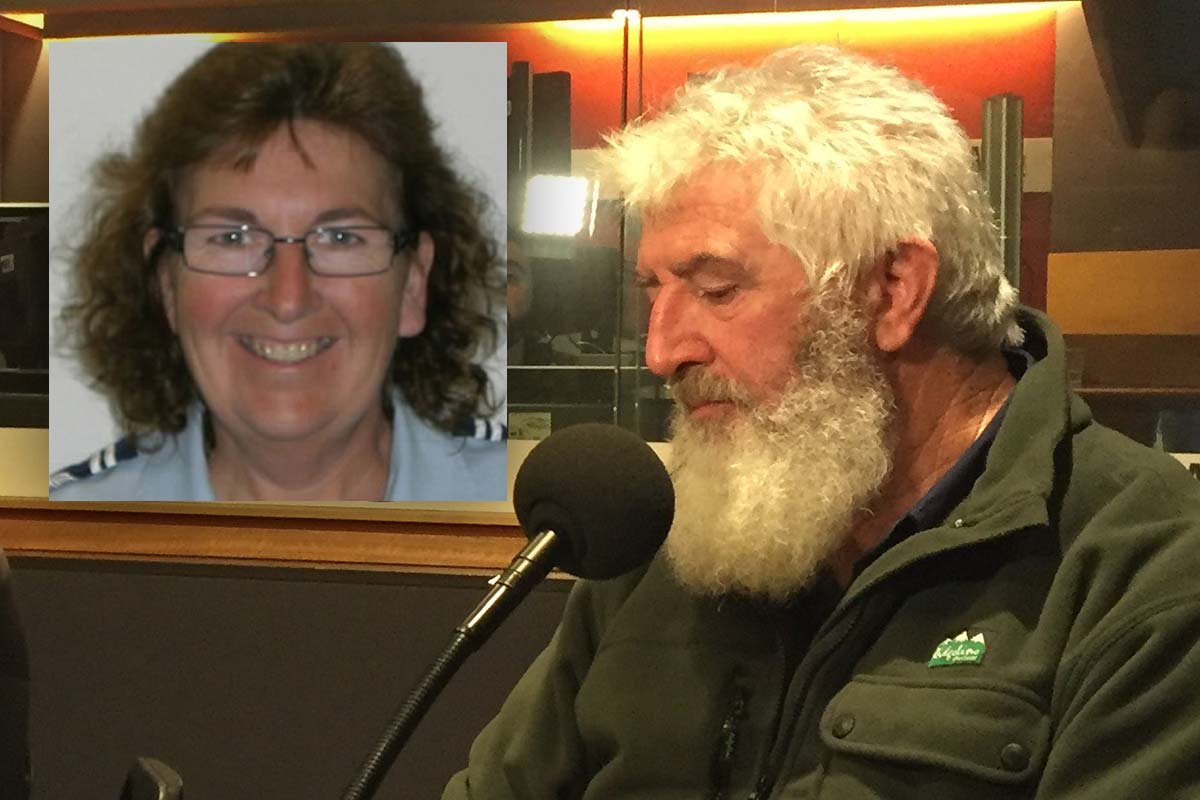 Article image for Lynette's law: Husband of Eastern Freeway victim pushes for new law to honour his wife