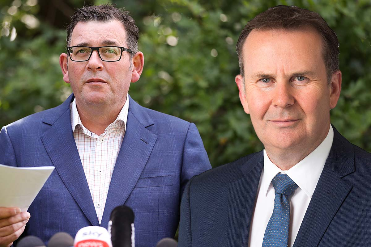 Article image for You won't hear Daniel Andrews on 3AW today, and Tony Jones says that's 'odd'