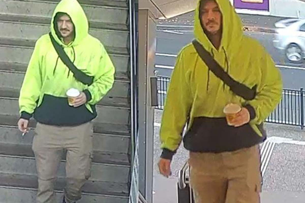 Article image for Police hunt for man who spat on a 14-year-old girl on a Melbourne train