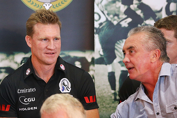 Article image for Tony Shaw on Nathan Buckley's Collingwood legacy (and what the club needs next)
