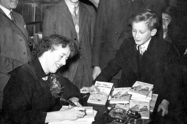 Article image for Renowned author Enid Blyton's legacy branded as racist