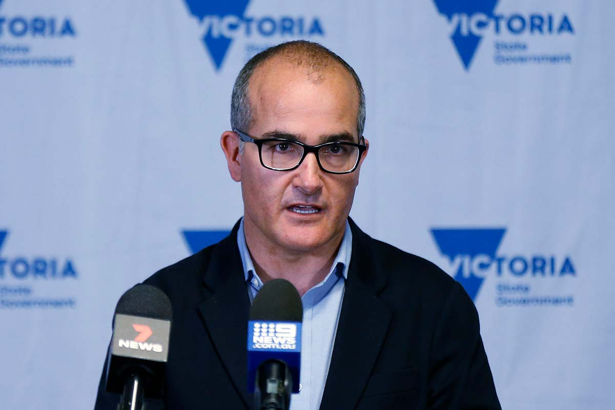 Article image for RULES RELAXED: Acting Premier announces easing of Victoria's COVID-19 restrictions