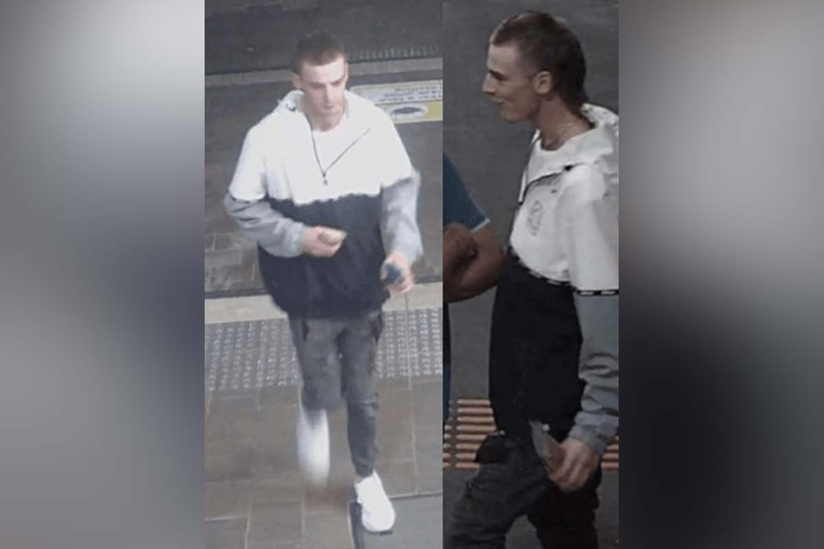 Article image for Hunt for man after nasty unprovoked attack on a Frankston train