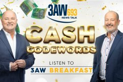 3AW Cash Codewords