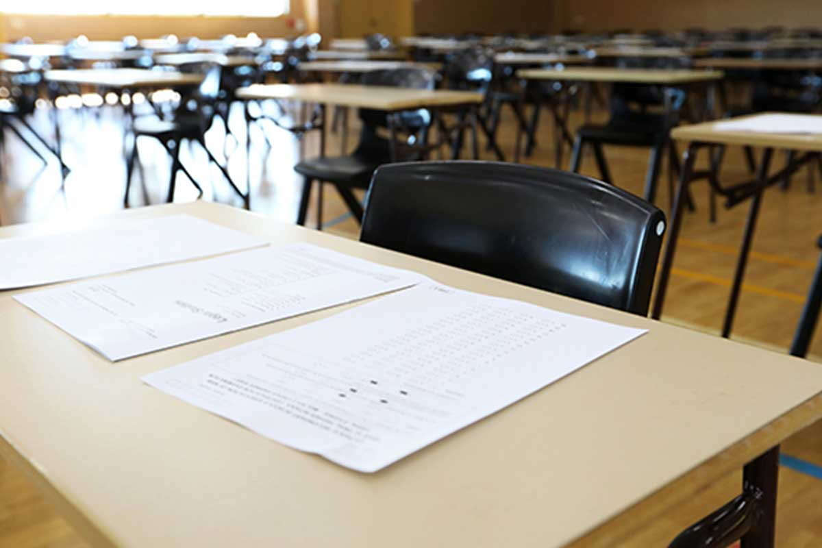 Article image for Year 12 student says she feels 'abandoned'