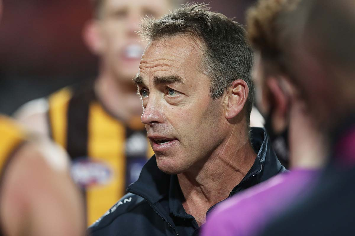 Article image for What the future might hold for Alastair Clarkson
