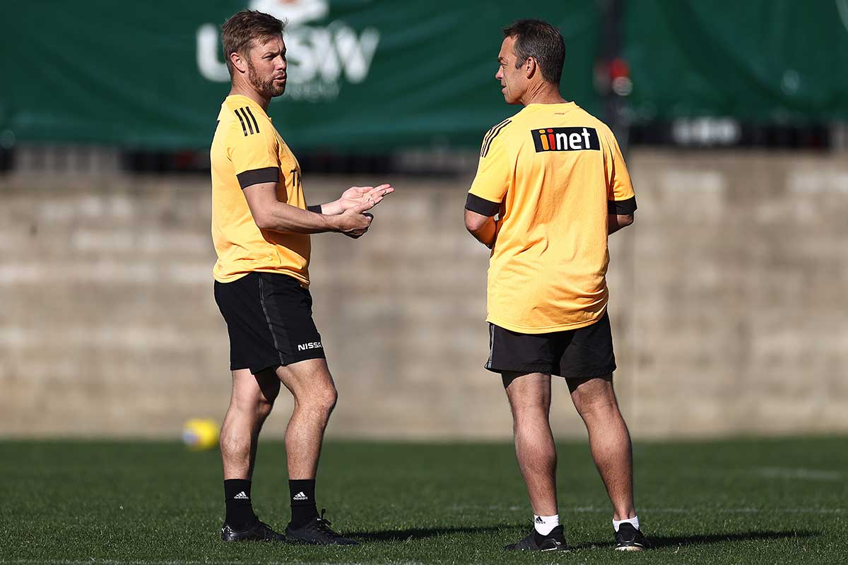 Article image for LATEST: Sam Mitchell will be Hawthorn's next coach