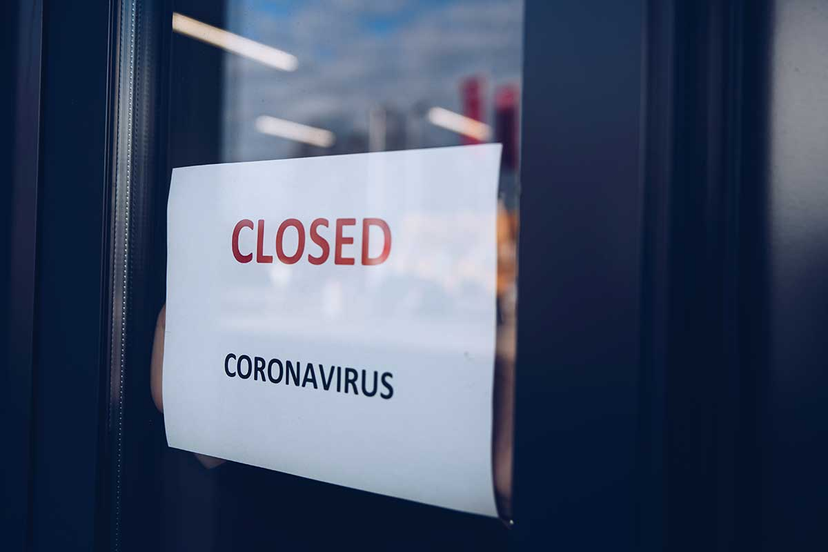 Article image for 'Devastation' as businesses forced to close for Victoria's sixth lockdown