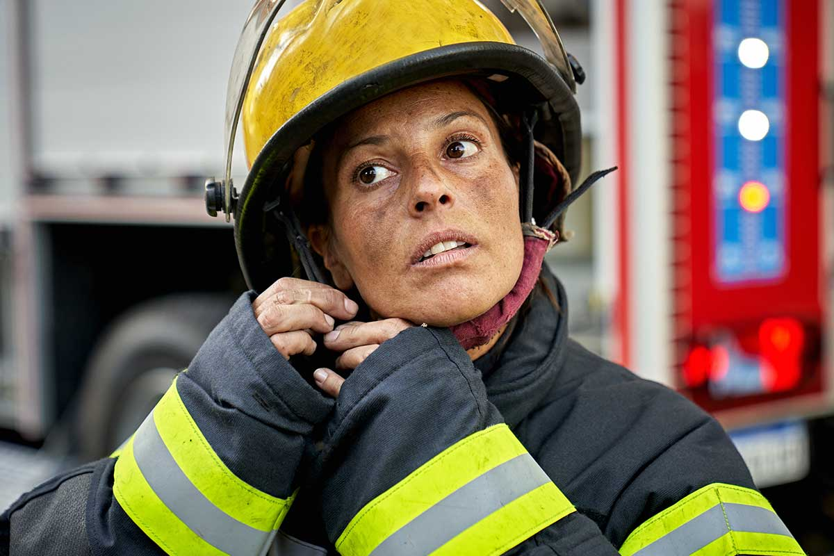 Article image for Calls for quotas as Victoria's fire service fails to meet gender targets