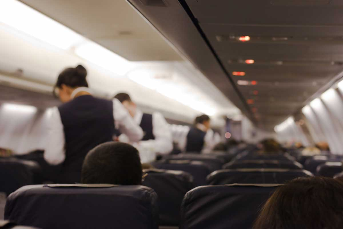 Article image for Why flight attendants are being trained in self-defence