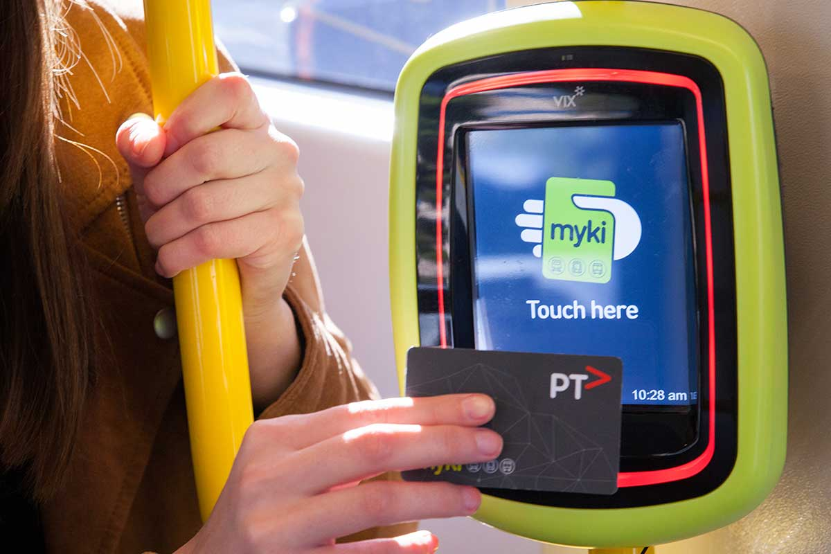 Article image for How registering your Myki could help curtail COVID-19 outbreaks