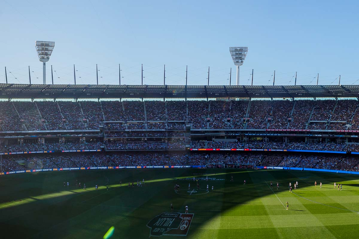 Article image for The crowd rule the GWS chairman wants to see during the next AFL season