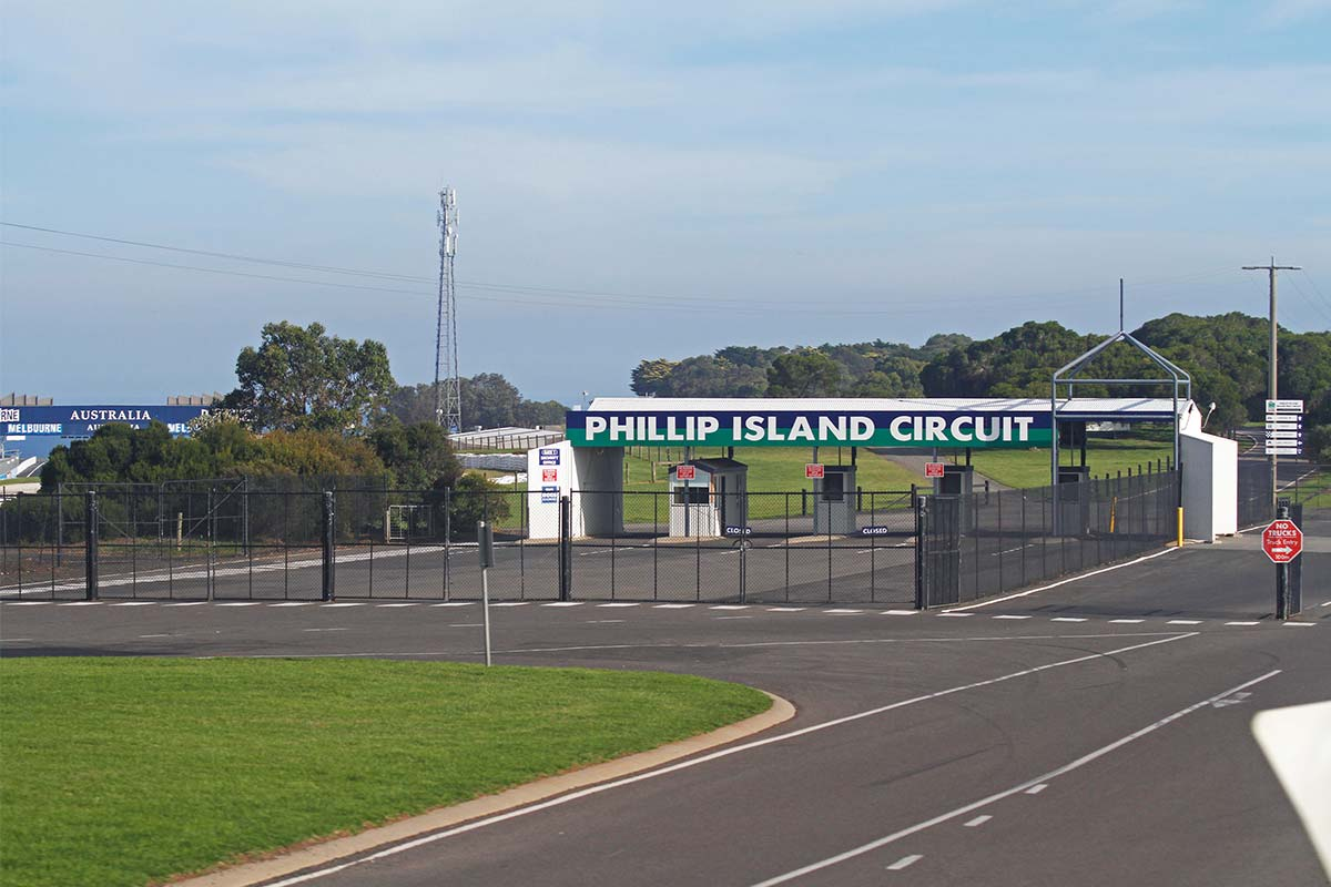 Article image for Phillip Island is getting a major event to replace the axed MotoGP