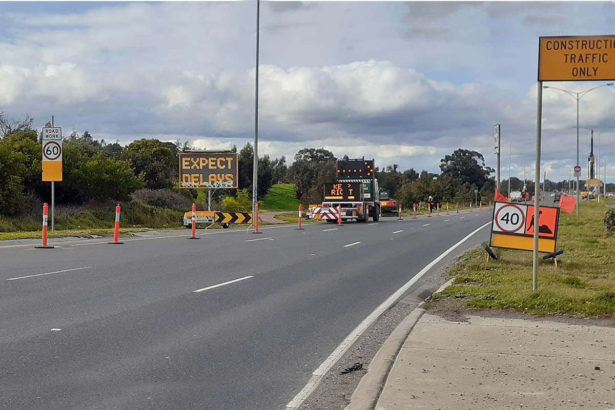 Article image for Speed sign confusion baffles motorists in Melbourne's south-east