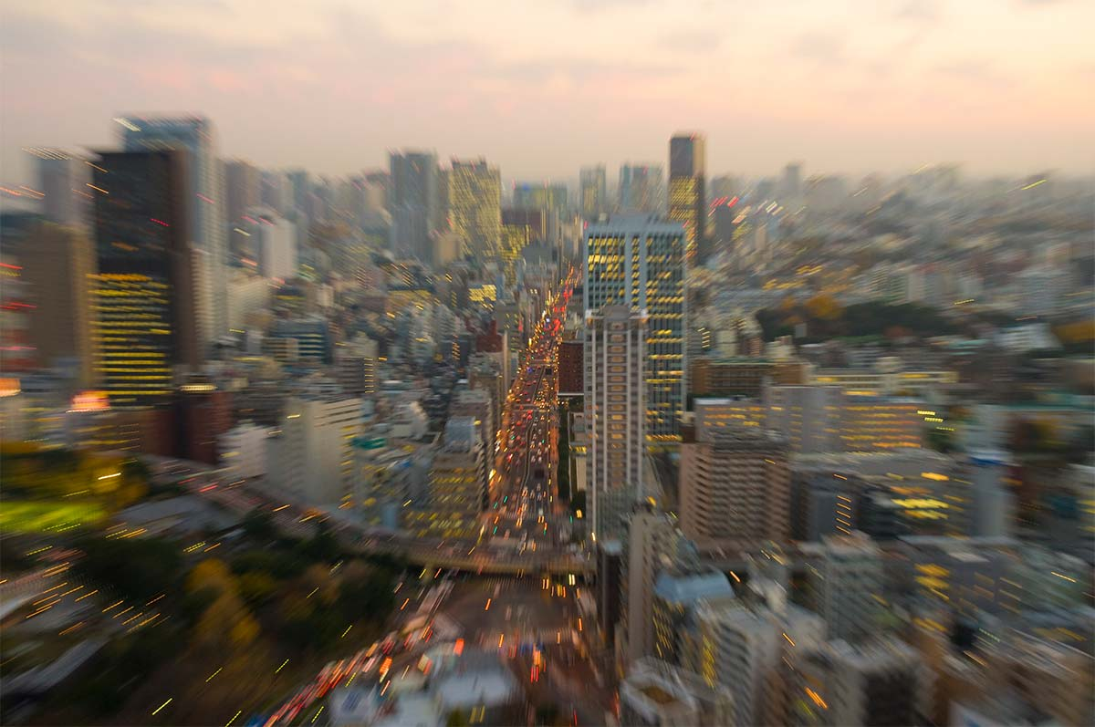 Article image for 'You can feel it quite a bit': Earthquake rocks Tokyo